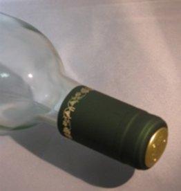 LDC Green/Gold Grapes PVC Shrink Capsules 30 Pack