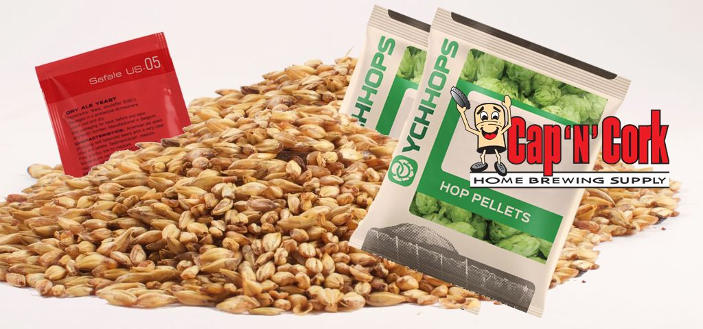 CNC Great Pumpkin Ale All Grain Kit