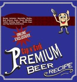 CNC Amber Wheat IPA Premium Beer Kit