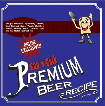 CNC King Art's ESB Premium Beer Kit