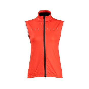 Pedla The Pedla – Women's specific wind cheater gilet uses the most advanced Italian WINDTEX windproof membrane. This lightweight gilet is specifically designed with front shield style paneling that insulates and protects you from wind and light rain. Rear pane