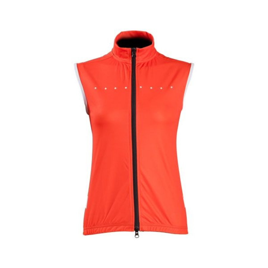 The Pedla – Women's specific wind cheater gilet uses the most advanced Italian WINDTEX windproof membrane. This lightweight gilet is specifically designed with front shield style paneling that insulates and protects you from wind and light rain. Rear pane