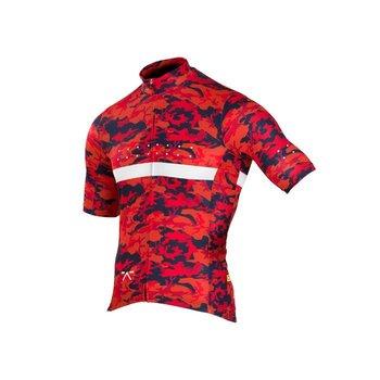 Pedla PEDLA RideCAMO Jersey - Red