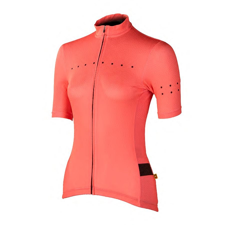 PEDLA Womens Jersey - Coral