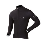PEDLA Chill Block Long Sleeve Jersey Black