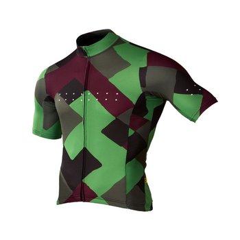 Pedla PEDLA Segment Jersey - Green