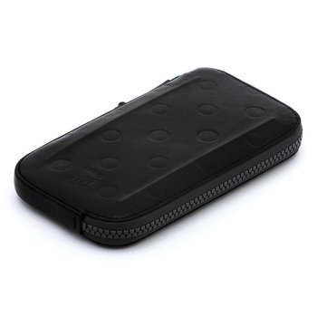 MAAP Keep your phone protected alongside your cash and cards. The All-Conditions Phone Pocket offers extra security and organization in a wallet made from weather-proof materials. The water-resistant YKK Aquaguard zip closure repels water, offering extra peace