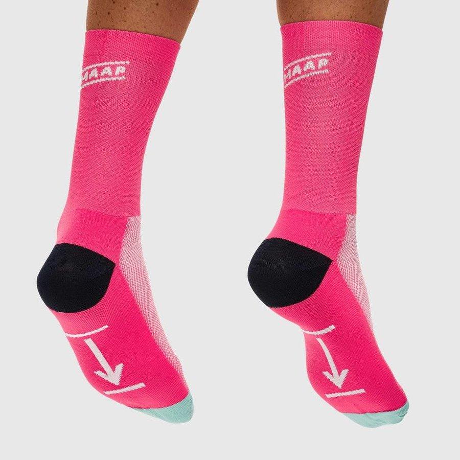 MAAP Team Sock - Coral