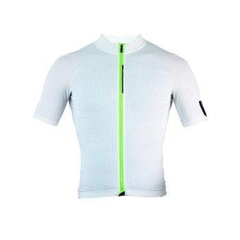 Q36-5 Q36-5 L1 Pinstripe Jersey - White
