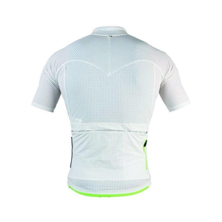 Q36-5 L1 Pinstripe Jersey - White