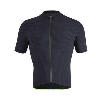 Q36-5 Q36.5 L1 Pinstripe Jersey  - Black