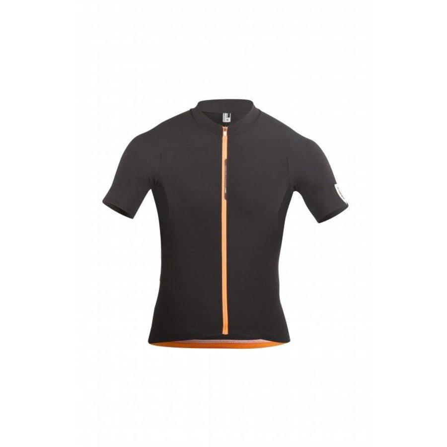 Q36.5 L1 Jersey - Black
