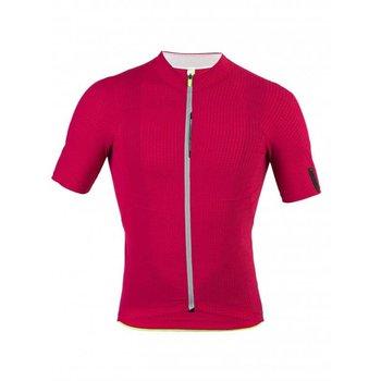 Q36-5 Q36.5 L1 Pinstripe Jersey - Red