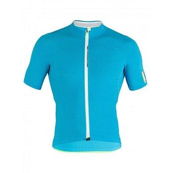 Q36-5 Q36.5 L1 Pinstripe Jersey - Blue
