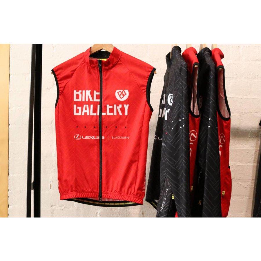 PEDLA Bike Gallery DataKNIT Gilet