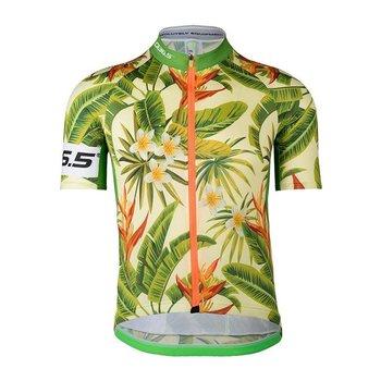 Q36-5 Q36.5 Flower Power Short Sleeve Jersey
