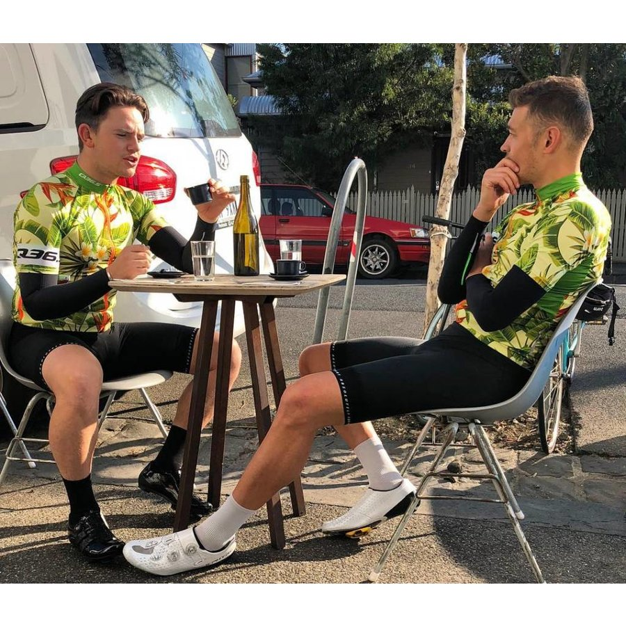 Q36.5 Flower Power Short Sleeve Jersey