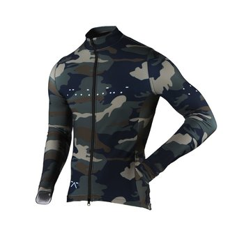 Pedla Pedla – Chill Block / LS Fleece Jersey