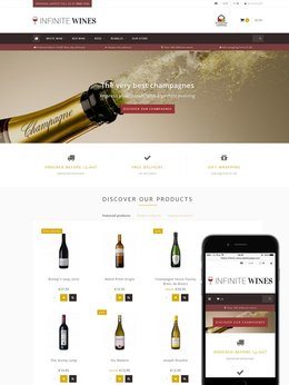Theme Infinite Wines