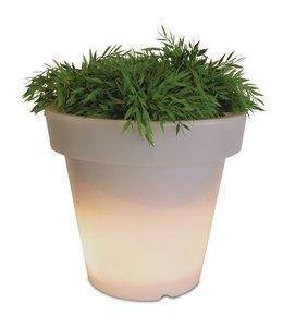 Kaufmann Planter with lighting