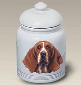 Cookie Jar Basset Hound