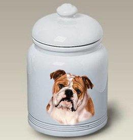 Cookie Jar Bulldog