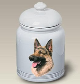 Cookie Jar German Shepherd