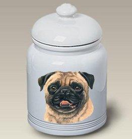 Cookie Jar Pug