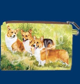Coin Purse Welsh Corgi