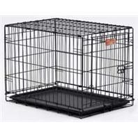 """30"""" Single Door Home Training Crate For Dogs    30"""" x 19"""" #1530"""
