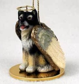 Angel Ornament Alaskan Malamute