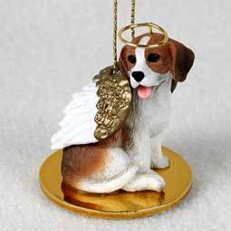 Angel Ornament Beagle