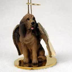 Angel Ornament Bloodhound