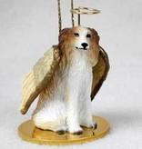 Angel Ornament Borzoi