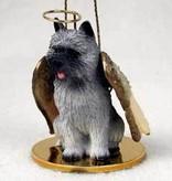 Angel Ornament Cairn Terrier