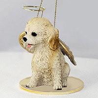 Angel Ornament Cockapoo