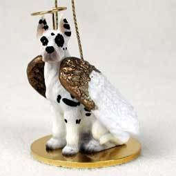 Angel Ornament Great Dane-Harq