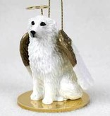 Angel Ornament Great Pyrenees