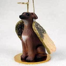 Angel Ornament Italian Greyhound