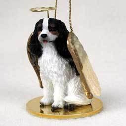 Angel Ornament King Charles Cavalier