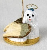Angel Ornament Maltese