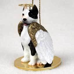 Angel Ornament Pit Bull