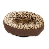 18X18 Animal Print Bed..Machine Washable