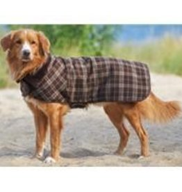 Large Country Plaid Coat