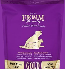 Fromms Gold 5lb Dog Food -  Small Breed Adult