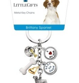 Little Gifts Key Chain Brittany