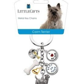 Little Gifts Key Chain Cairn Terrier