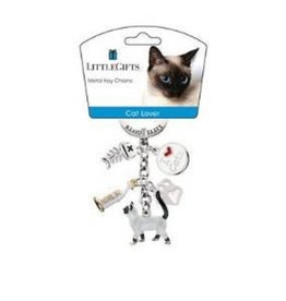 Little Gifts Key Chain CAT-Standing