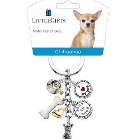 Little Gifts Key Chain Chihuahua