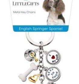Little Gifts Key Chain English Springer Spaniel